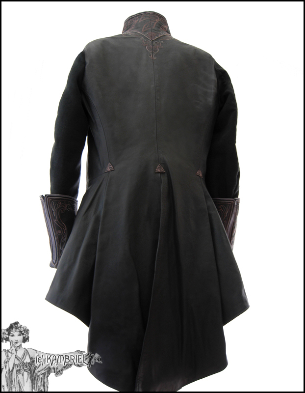Stardust - Kambriel coat back